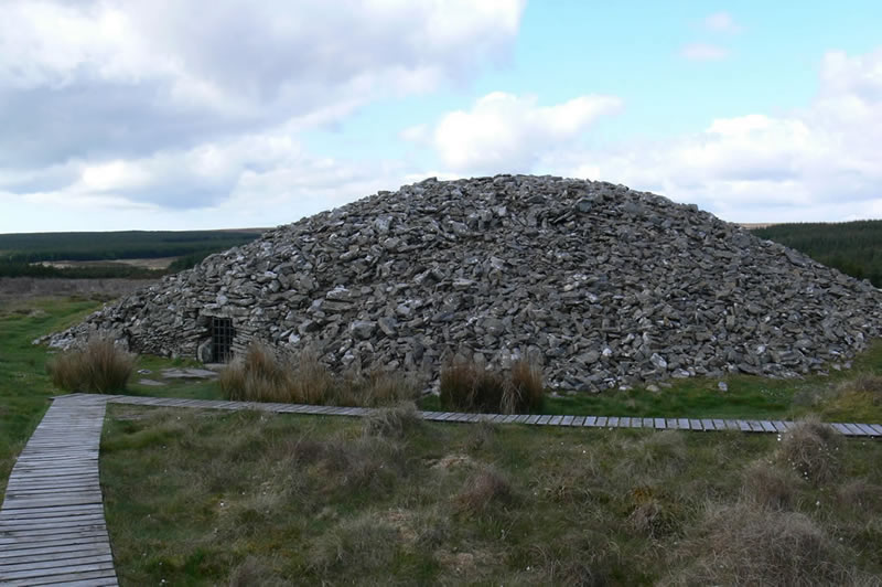 Camster Cairns