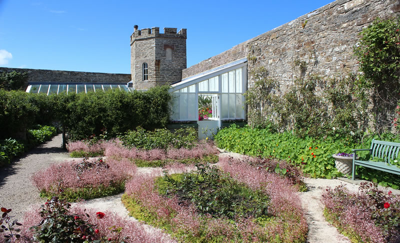 Gardens at the Castle of Mey