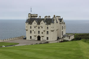 Dunbeath Castle and Gardens - Weddings venue and cottages to rent in the estate grounds