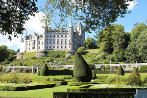 Dunrobin Castle - Scotlands Fairytale Castle