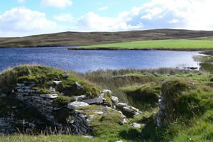 Yarrows Loch & Brochs