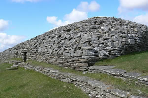 Camster Cairns | Ancient Scotland in Caithness