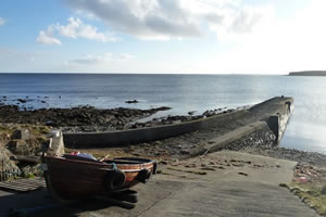 Skirza - crofting and historic fishing community in Caithness