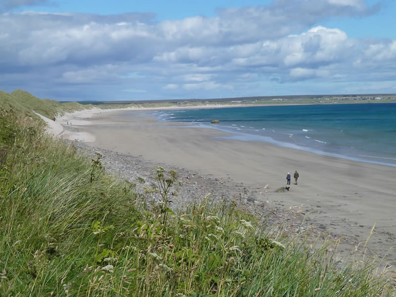 Scotland sandy beaches